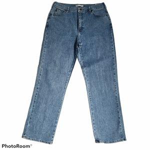 Vintage Lee High Rise Denim Jeans Size 10